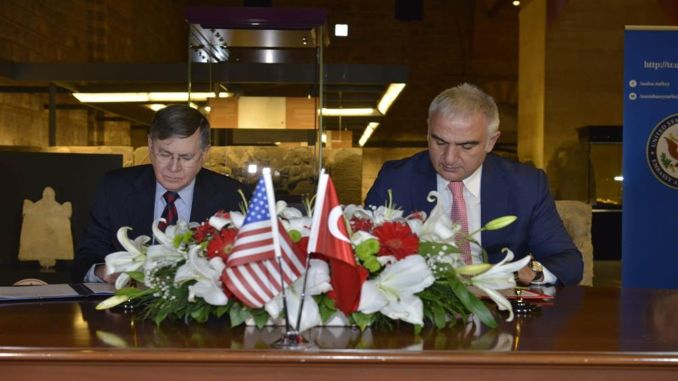 turkey with the US was signed between the date of the agreement mire're protected