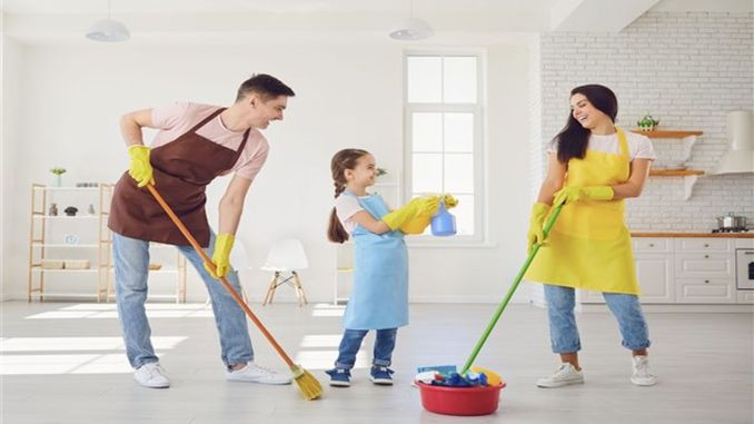 turkiyenin home hygiene habits were assessed