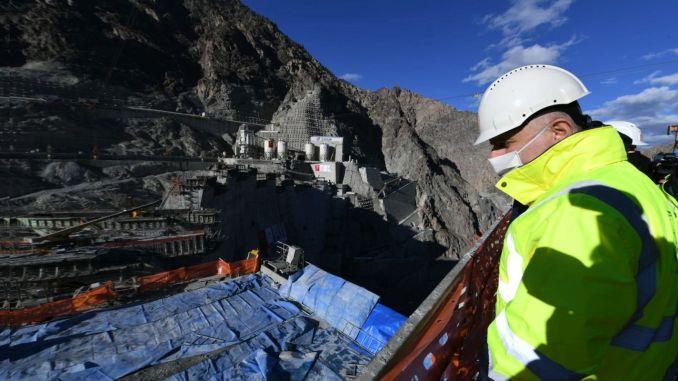 turkiyenin proud yusufeli end toward the dam project