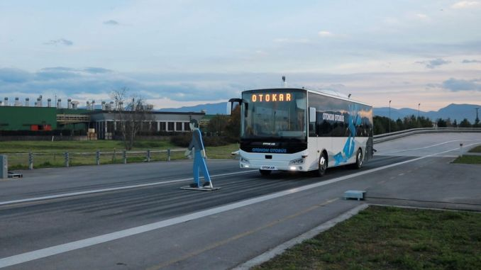 turkiyenin gecti successfully testing driverless FAST FERRY