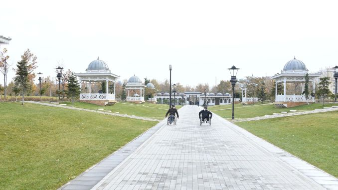 turkiyeye examples Konya accessibility project was established commission