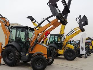 Turktraktor left the year behind in domestic construction equipment production