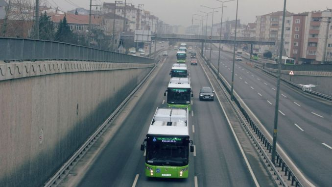million passengers in the transportation buses