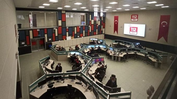 The Number of 112 Emergency Call Centers Reached 70