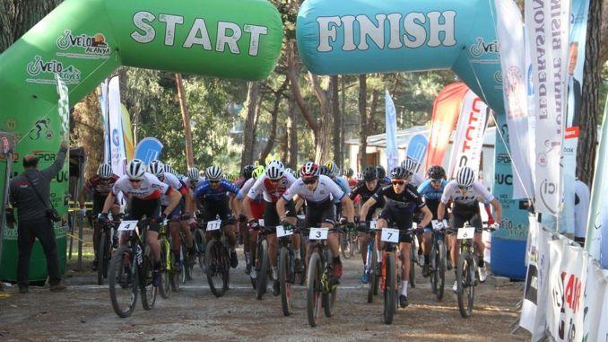 Velo Alanya MTB Cup Race Held