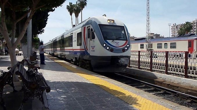 adana, mersin train service why not open