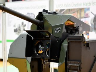 aselsan celebrated the three thousandth production of the steep weapon system