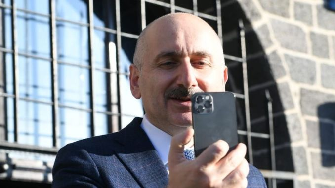 minister announced that the number of mobile subscribers exceeded million