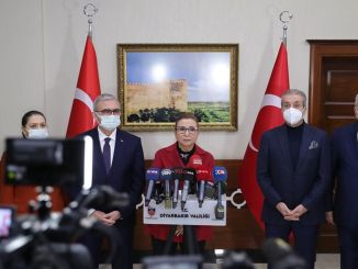 Good News by Minister Pekcan to Postpone Tradesmen's Loan Debt in Diyarbakır