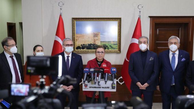 Good News by Minister Pekcan to Postpone Tradesmen's Loan Debt in Diyarbakır
