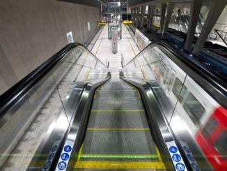 thyssenkrupp will supply the elevator and walking stairs of the basaksehir Kayasehir metro line