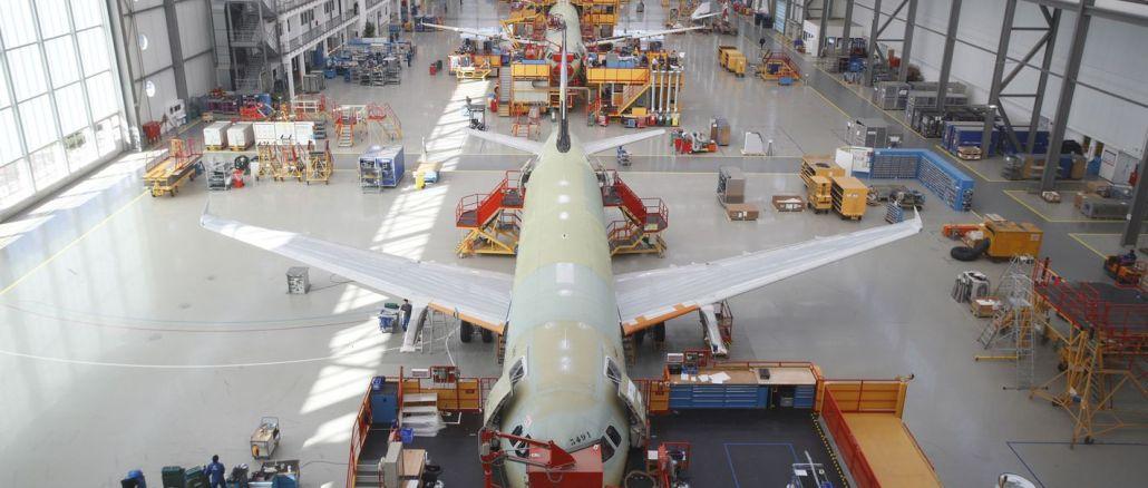 Ceva रसद हैम्बर्ग में एयरबस विनिर्माण आपूर्ति अनुबंध पर हस्ताक्षर करता है
