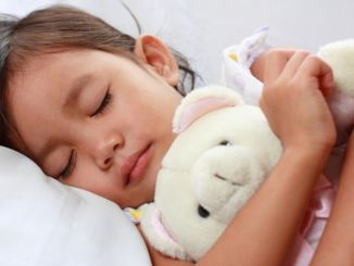 Sleep apnea in children can cause hesitation