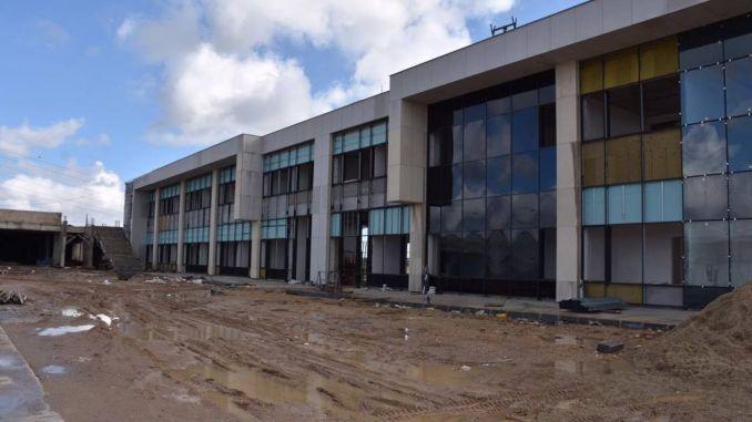 Der Bau des Corlu-Busterminals und der Übergabestation ist abgeschlossen