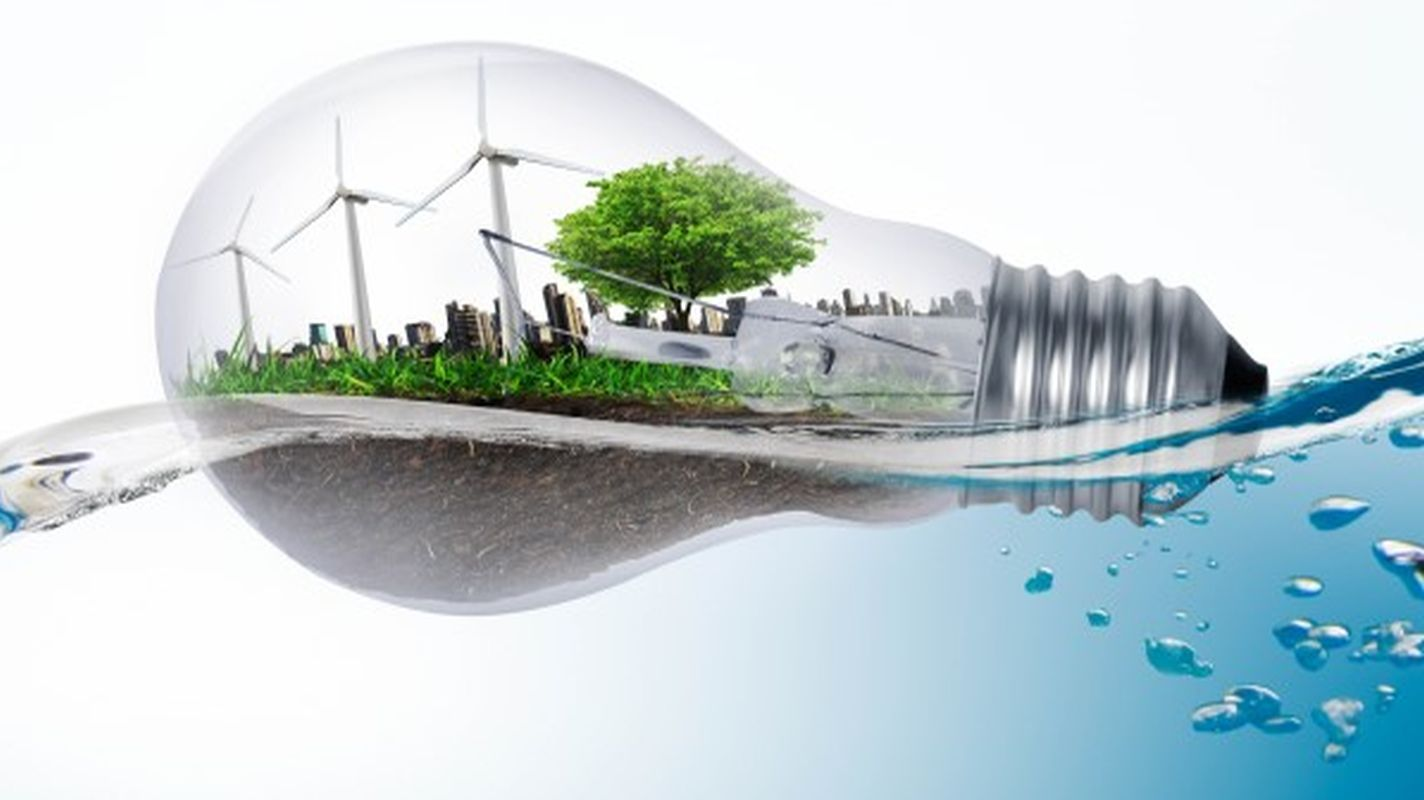 The future of electricity generation is in green energy