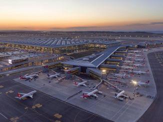 伊斯坦布爾機場碳管理國際證書