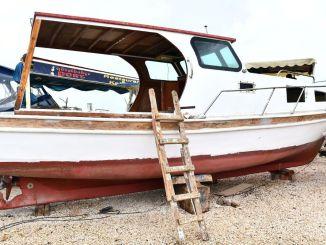 ازمیر ماہی گیروں کی کشتیاں بحالی کیلئے ان کی مدد کریں