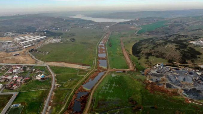 Evakuierungsbefehl für Landwirte auf der Kanal-Istanbul-Route