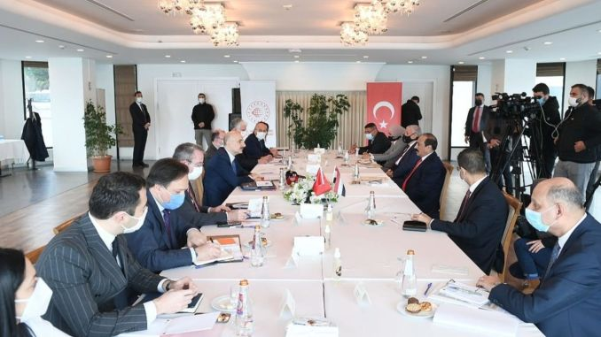 Karaismailoğlu turkey iraq direct rail connection between our priority