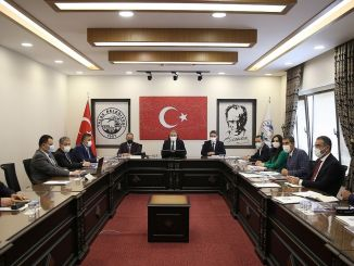 Kayseri put down the investments to be made in Talas district