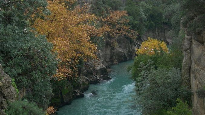 Where is Koprulu Canyon National Park, how to get there, entrance fee and camping