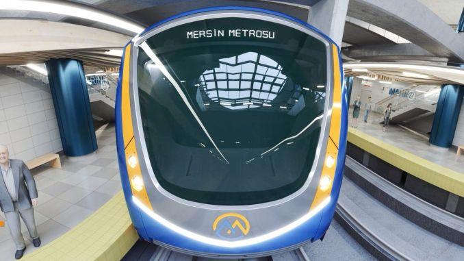 ang ikaduhang hugna sa Mersin metro tender ipahigayon ugma