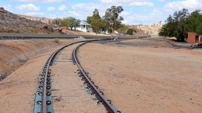 namibia railway