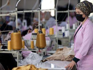 Январь, выплаты денежной поддержки по заработной плате будут производиться в феврале.