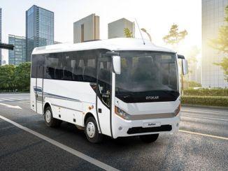 Kempen menukar kenderaan dari bas pada tahun baru