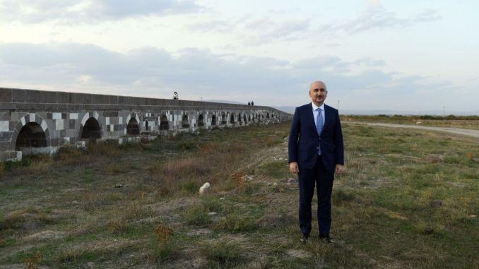 historiallinen kirkgoz-silta kunnostetaan