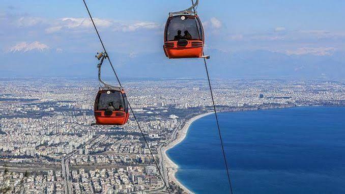der Traum vom Februar Antalya seit Jahren