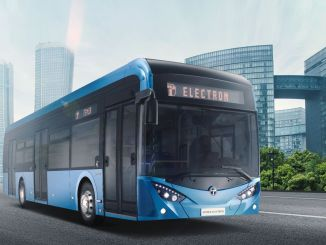 Temsan's electric vehicles hit the road in romania