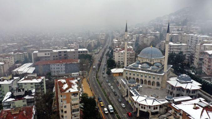 turkiyenin will be the first climate sokagi bursada