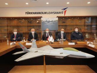 key i trmotor će razviti lokalnu jedinicu za napajanje nacionalnih borbenih aviona