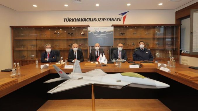 key and trmotor will develop a local power unit for the national combat aircraft