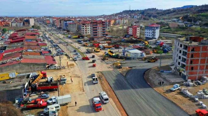 unye industry roundabout reorganized