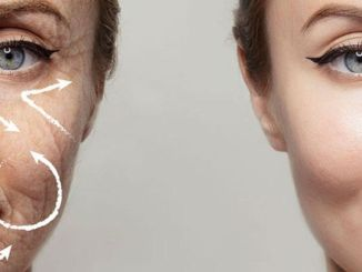 Pay attention to facial wrinkles and sagging