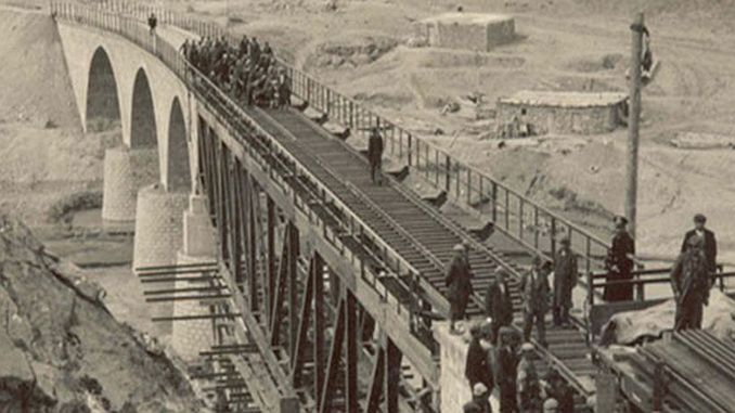 Railway mobilization of the Republic of Turkey