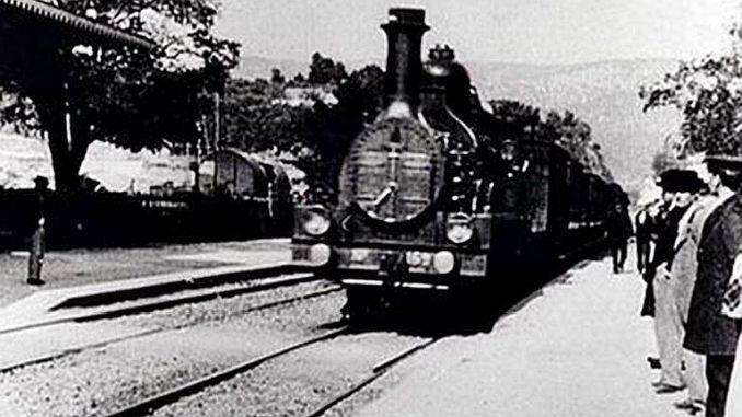 Diyarbakir railway