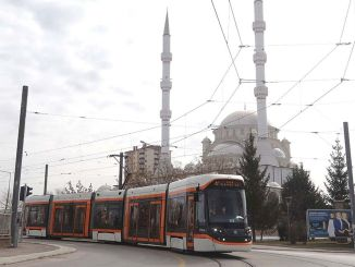 Yil Sultandere OGU Tram Expeditions Start in Eskisehir