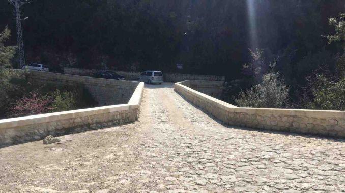 Historical Batiayaz Bridge Has Been Repaired According To The Original