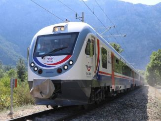adana mersin train services on the agenda of the parliament