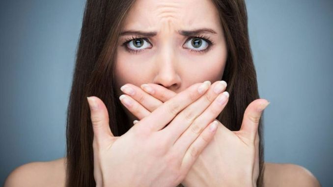 Pay attention to the cause of bad breath