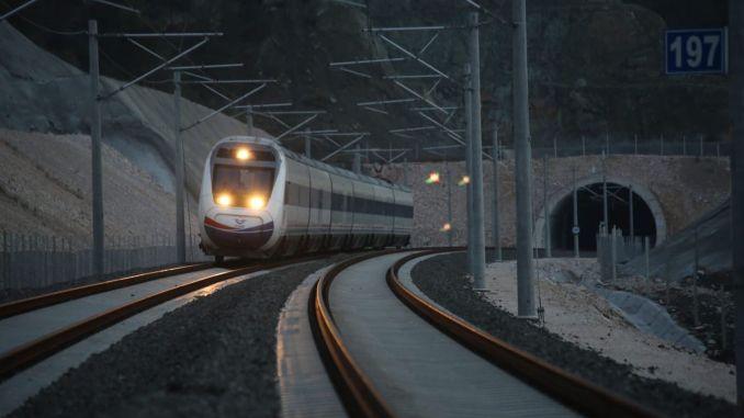 Ankara istanbul new generation high speed train project awareness meeting held