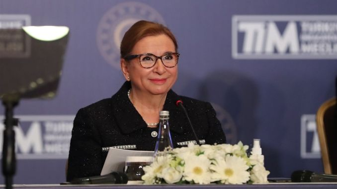 minister pekcan subat announces foreign trade figures