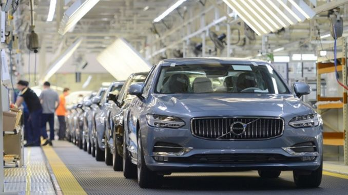 gin volvo plant to meet its energy from biofuels and wind