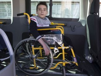 Transport education project for disabled children continues