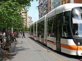 Public transport services were reorganized in eskisehir