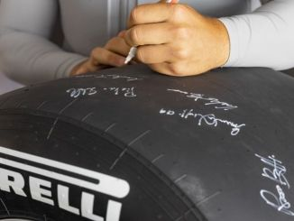 The formula tire has been released for auction