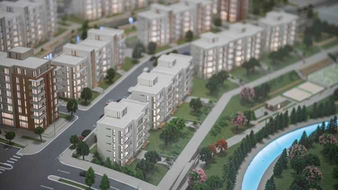 the excitement of urban transformation in Gaziemir
